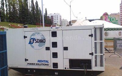 Аренда генераторов в Перми
